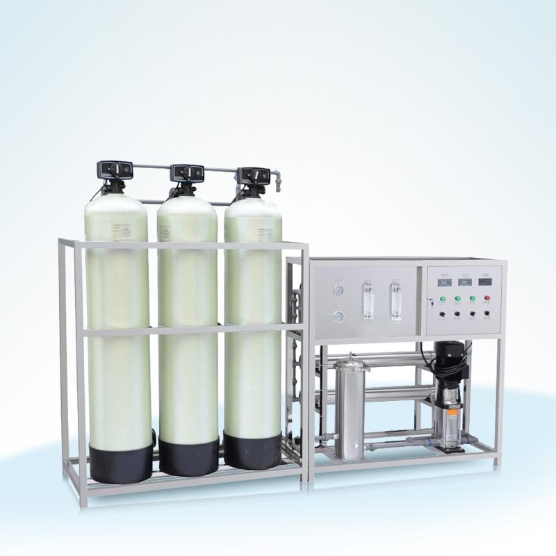 一级反渗透纯水装置D